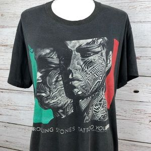 The Rolling Stones 1989 Tattoo You T-Shirt Sz XL